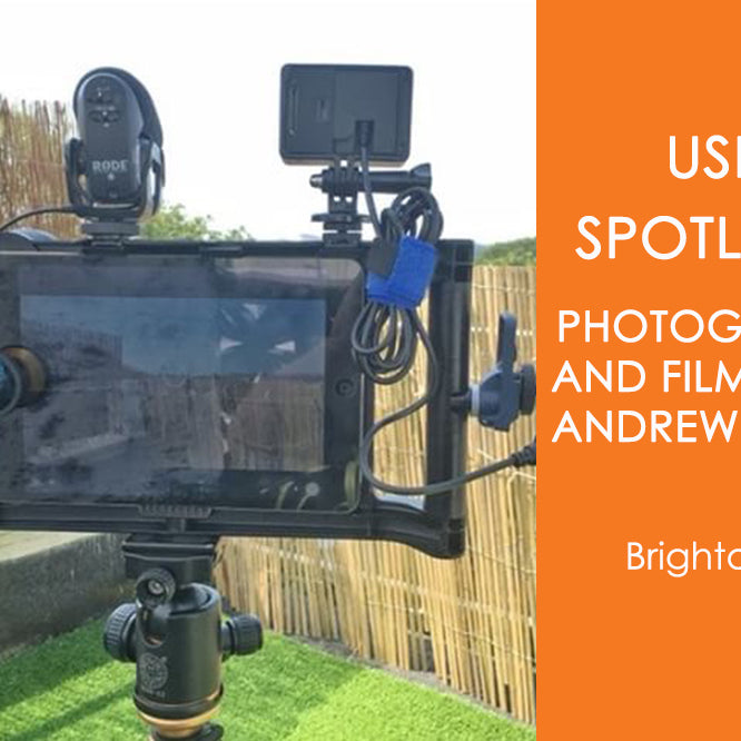 User Spotlight: Photographer and Filmmaker, Andrew Roach