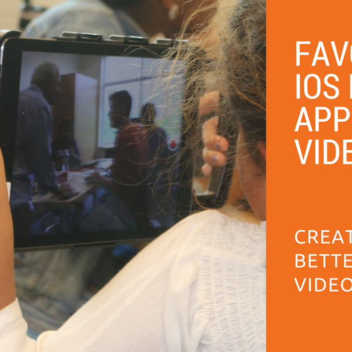 Favorite Video Editing Apps for iOS