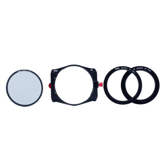 Kase K9 100mm Filter Holder Kit