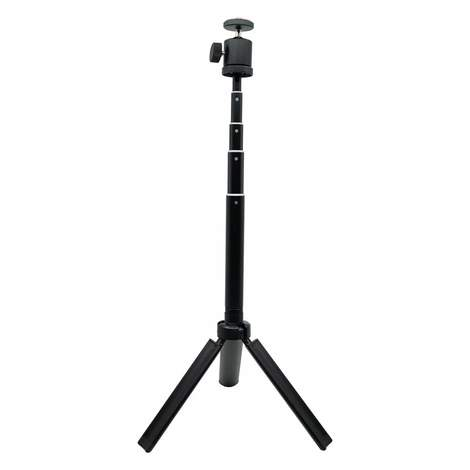 LUME CUBE 2FT ADJUSTABLE LIGHT STAND / TRIPOD WITH 360 BALL HEAD MOUNT