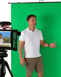 iOgrapher Portable Green Screen