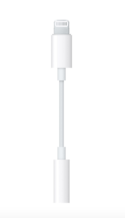 Lightning to 3.5 mm Headphone Jack Adapter