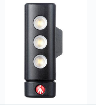 Manfrotto KLYP SMT LED Light and Ball Head Shoe Mount