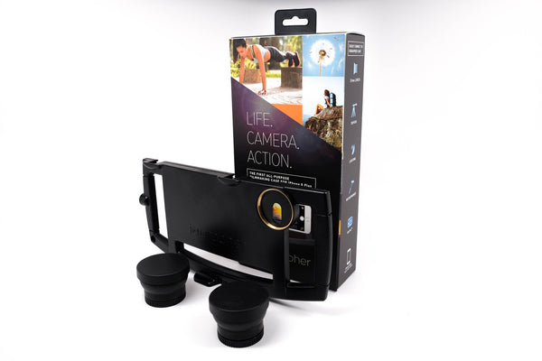 EXCLUSIVE iOgrapher Filmmaking Kit for iPhone 6s Plus/6 Plus with Lenses