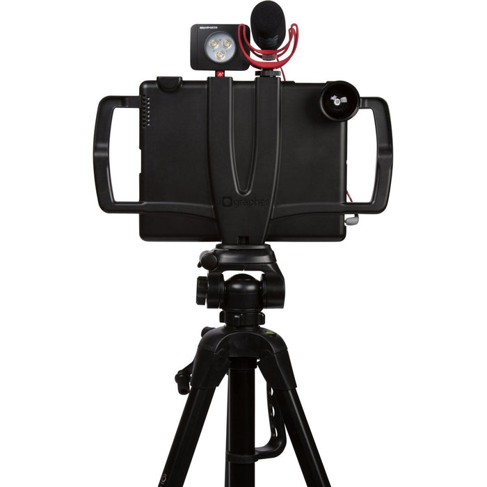 iOgrapher Filmmaking Case for iPad 2/3/4 Case (Oldest iPad