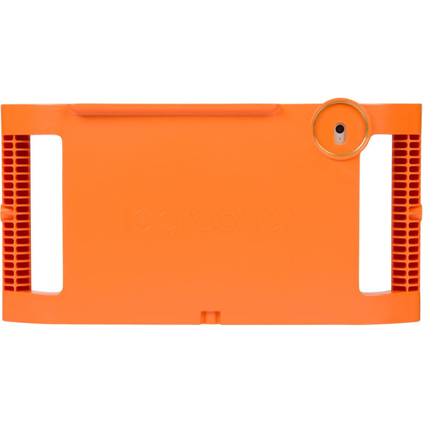 iOgrapher Filmmaking Case for iPad 9.7 inch for Pro and 5th Gen iPad in Anniversary Orange!