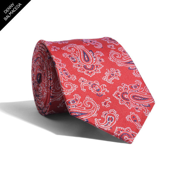 Old Fashion Paisley Tie