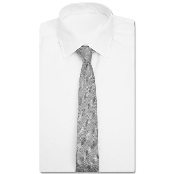 Prince of Wales Plaid Tie