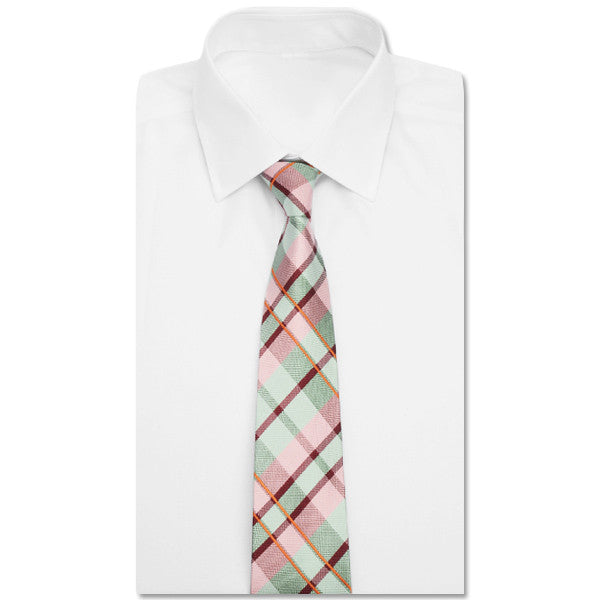 Classic Paste , Plaid Tie