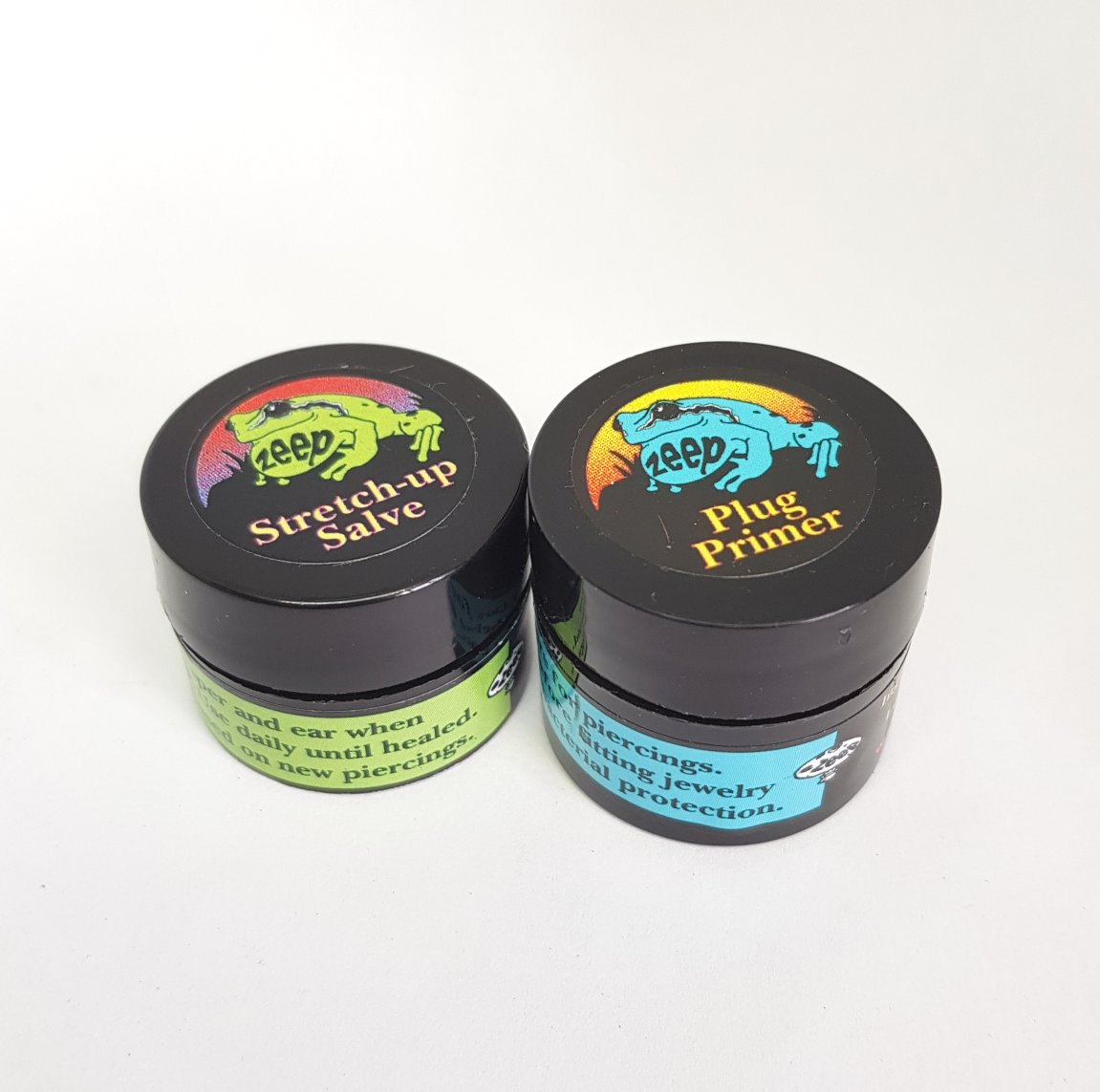 Plug Primer & Stretch-Up Salve - Twin pack