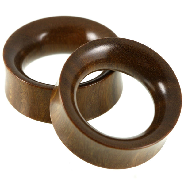 Argentine Lignum Vitae Eyelets, jewellery, body jewellery. - Southshore Adornments