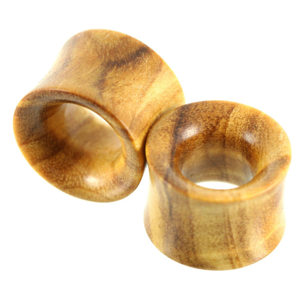Olivewood Eyelets, jewellery, body jewellery. - Southshore Adornments