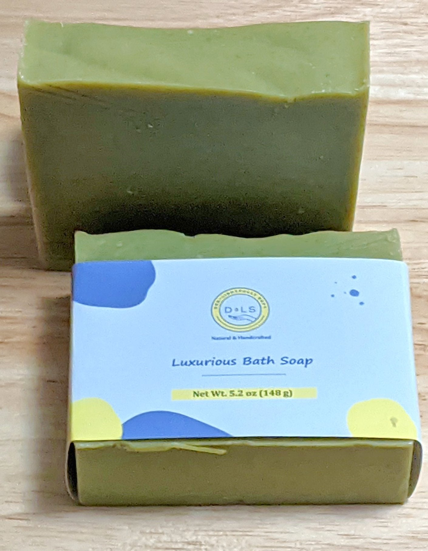 Bath Soap - Winter Woods
