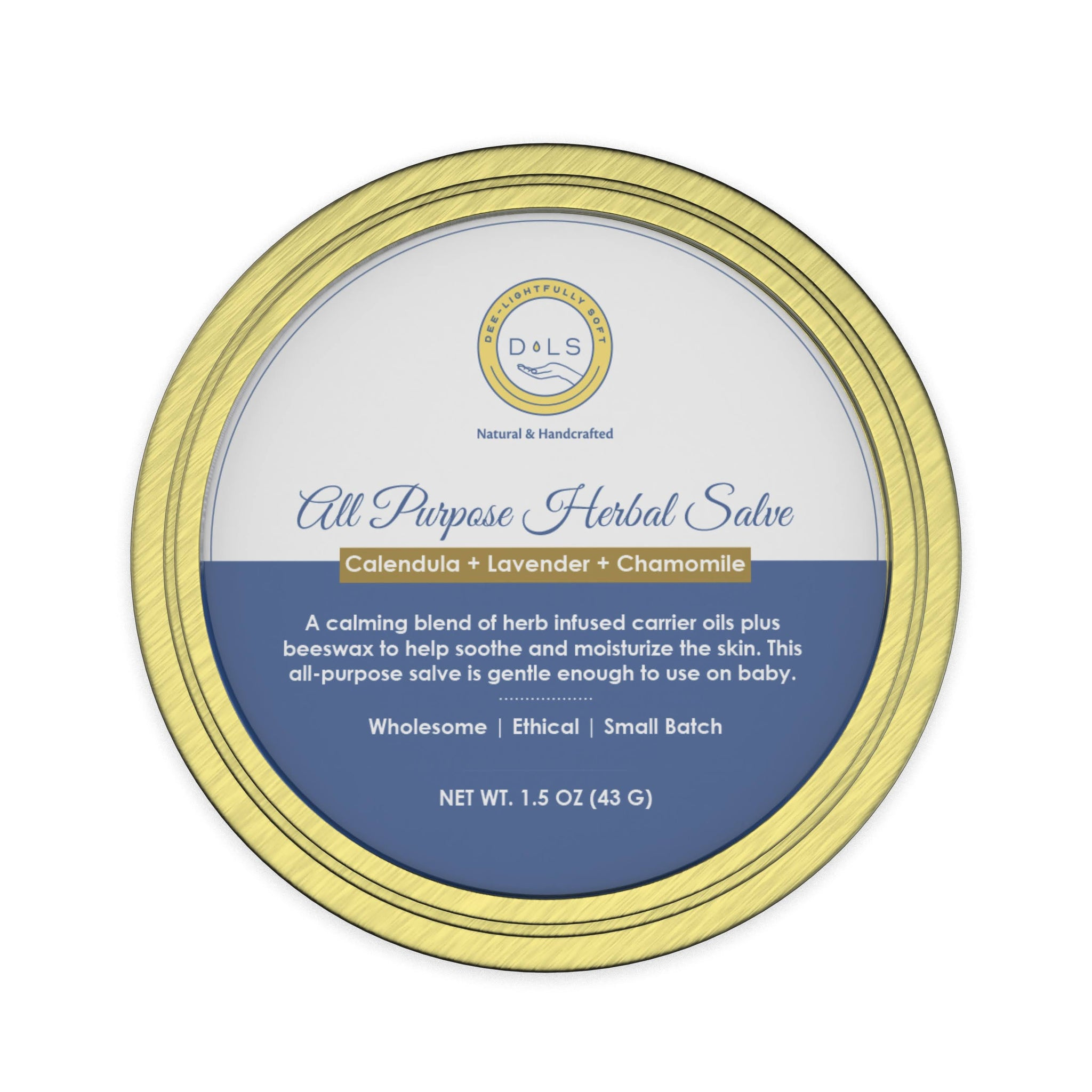 All Purpose Herbal Salve - Unscented
