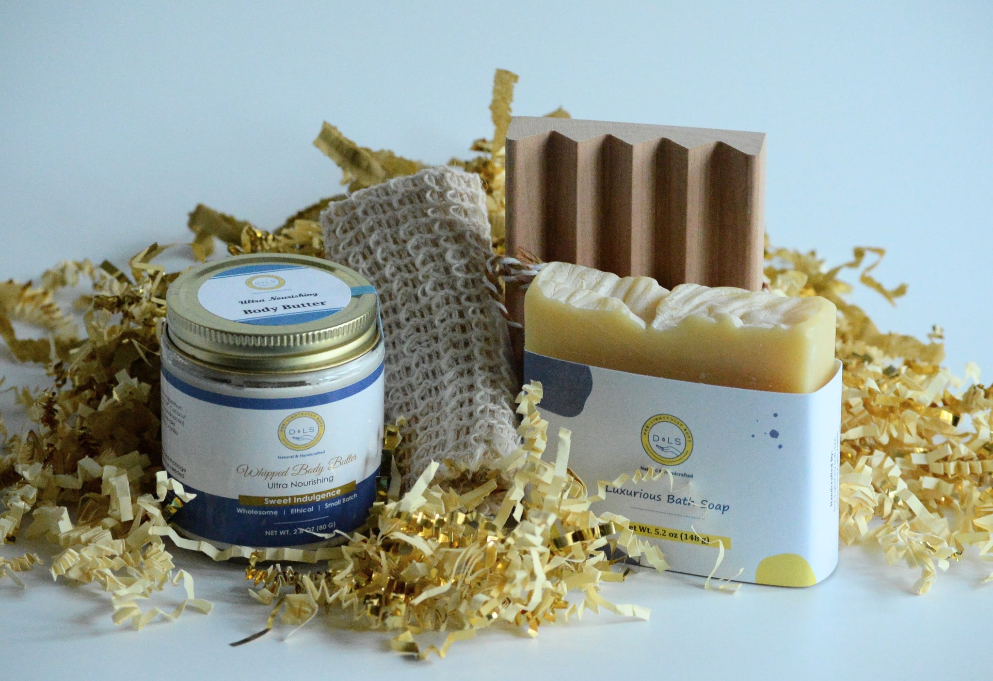Soap & Butter Gift Set