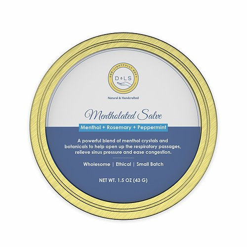 Mentholated Salve
