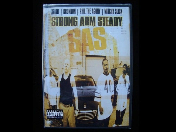Strong Arm Steady (DVD)