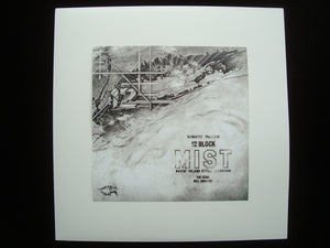 The 12 Block ‎– M.I.S.T. - Movin Island Style Thorough (EP)