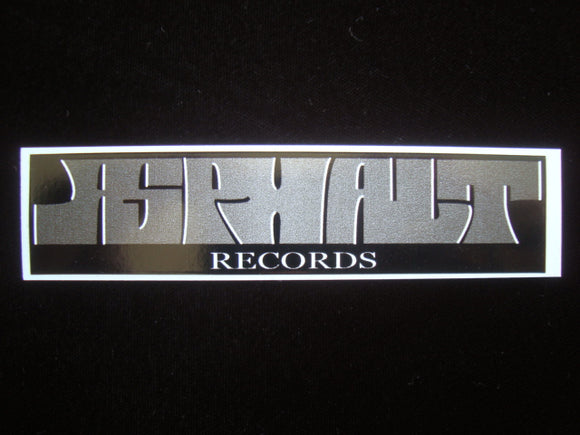 Asphalt Records Sticker