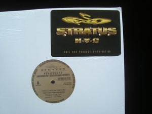 "Strippoker ‎– Reign Supreme / QB To CO / The Black James Bond (12"")"