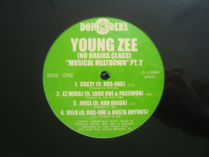 Young Zee ‎– Musical Meltdown Pt.2 (EP)