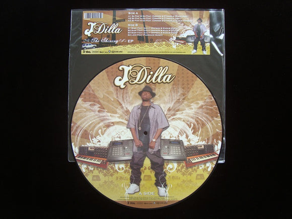 J Dilla ‎– The Shining (EP)