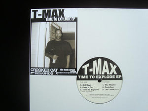 T-Max ‎– Time To Explode (EP)