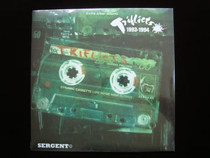 Triflicts ‎– 93-94 Unreleased Demos (EP)
