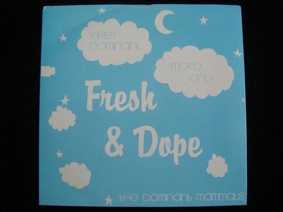 The Dominant Mammals ‎– Fresh & Dope (7