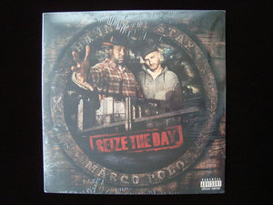 Hannibal Stax & Marco Polo ‎– Seize The Day (2LP)