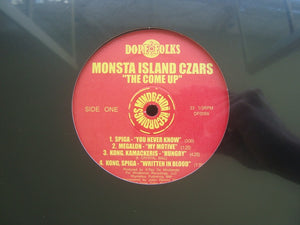 Monsta Island Czars ‎– The Come Up (EP)