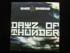 Thee Insekt ‎– Dayz Of Thunder (2LP)