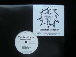 The Madness ‎– Undaneath The Sun (EP)