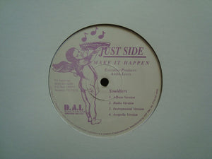 "Just Ro ‎– Confusion / Souldiers (12"")"