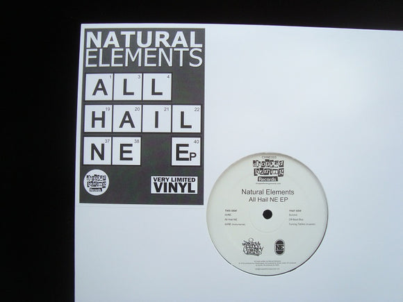 Natural Elements ‎– All Hail NE (EP)