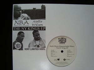 North Bronx Alliance & Aiello Wilson ‎– The NY Kings (EP)