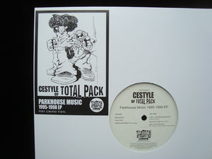 CeStyle ‎– Parkhouse Music 1995-1998 (EP)