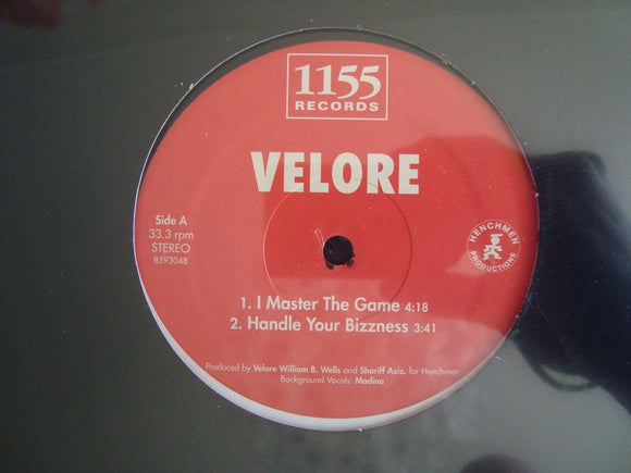 Velore – Master The Game (12