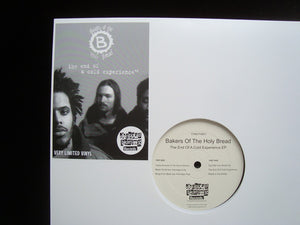 Bakers Of The Holy Bread ‎– The End Of A Cold Experience (EP)