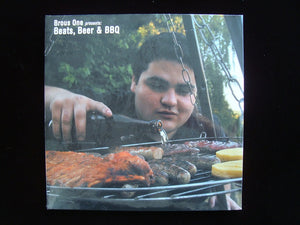 Brous One ‎– Beats, Beer & BBQ (2LP)