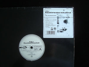 The Isolationist ‎– The Instrumentalist (LP)