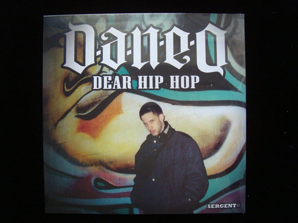 Dan-E-O ‎– Dear Hip Hop (LP)