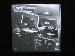 Lord Finesse ‎– The SP1200 Project: A Re-Awakening (2LP)