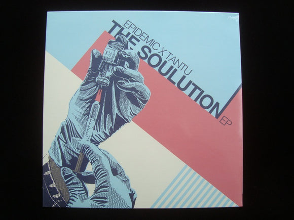 Epidemic & Tantu ‎– The Soulution (EP)