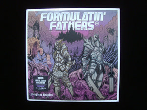 Formulatin' Fathers ‎– Sleepless Knights (2LP)