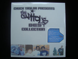 Chuck Taylor ‎– The Capitol's Best Collection (2LP)
