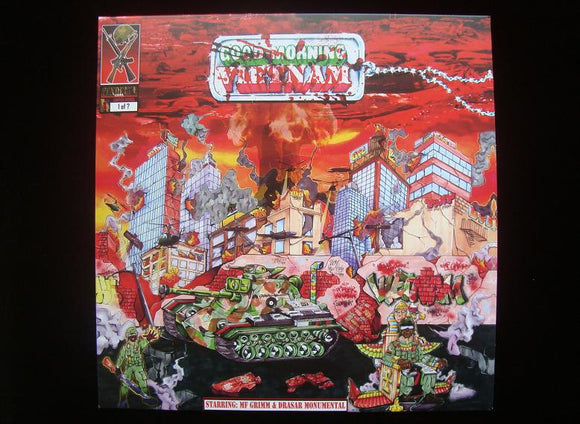 MF Grimm & Drasar Monumental - Good Morning Vietnam (LP)