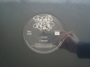 "Trauma Center ‎– Thick Klick / Emergency (12"")"
