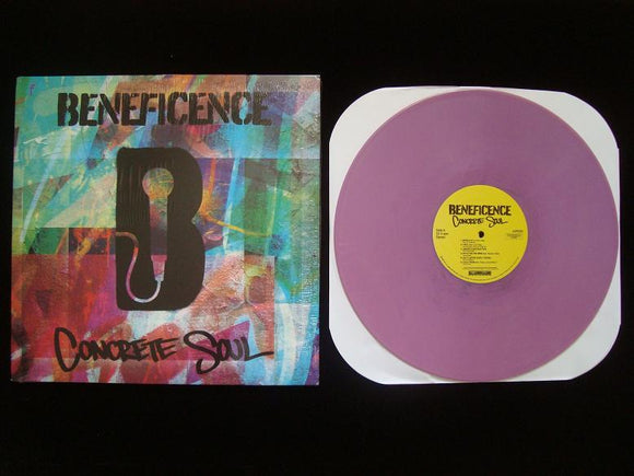 Beneficence ‎– Concrete Soul (2LP)