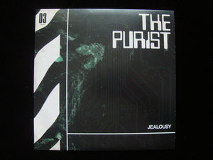 "The Purist ‎– Jealousy (7"")"